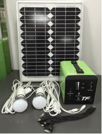 solar panel portable generator