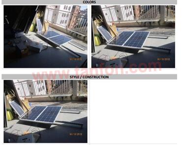 solar power kits pv panel