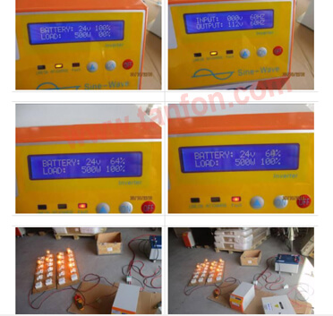 solar power kits solar inverter