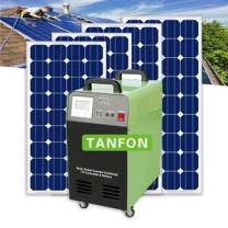 1000 watt solar power kit battery powered generator