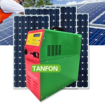 portable inverter generator 300W solar electric system 300 watt