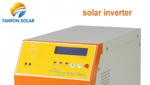 Tanfon inverter Tested by the Quality Supervision Bureau