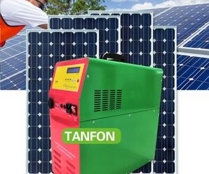 why Marsabit city governnment office buy solar panel system from tanfon
