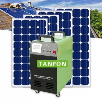 solar power kit 1000 watt solar generator