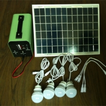 50W portable solar panel and battery kit camper solar kit 50 watt