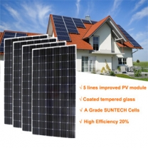 photovoltaic solar panels 320W solar panel price