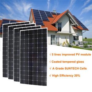 photovoltaic solar panels 320W solar panel price