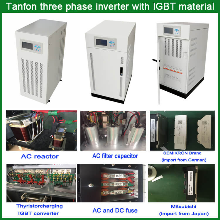 3 phase inverter 200KW