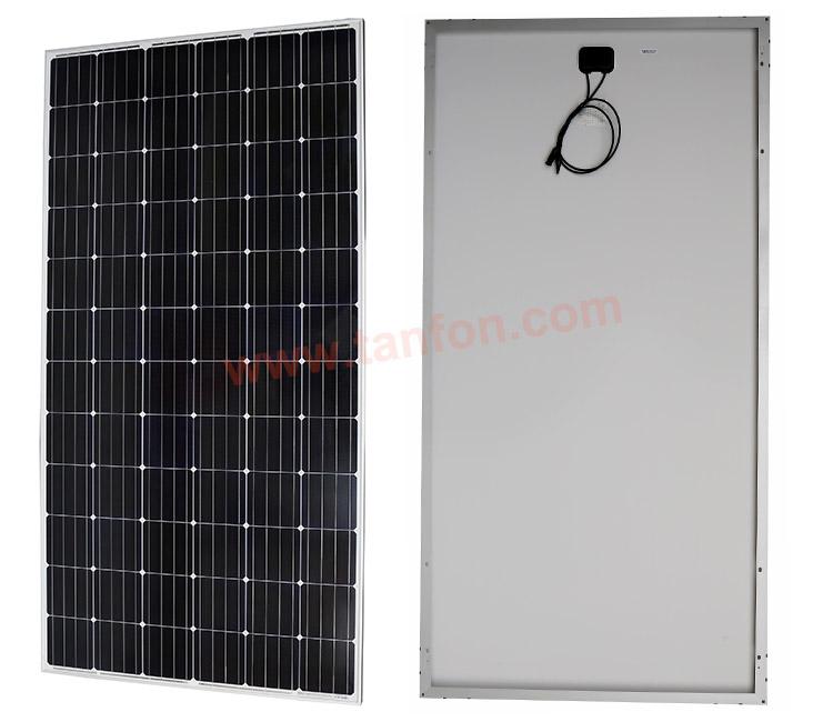 mono photovoltaic solar panels