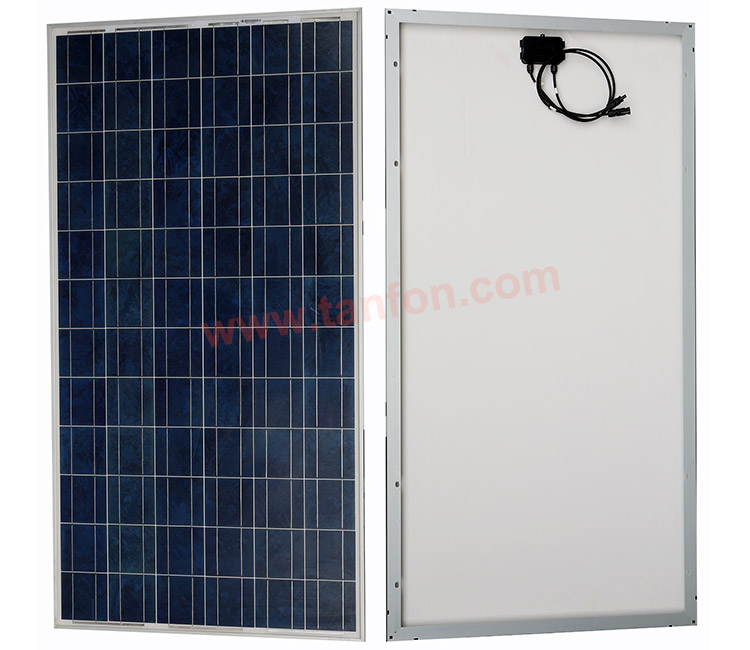 poly photovoltaic solar panels
