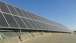 Tanfon 50kw 3 phase solar system factory use in Egypt
