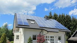 How to design solar power system for home small appliances?