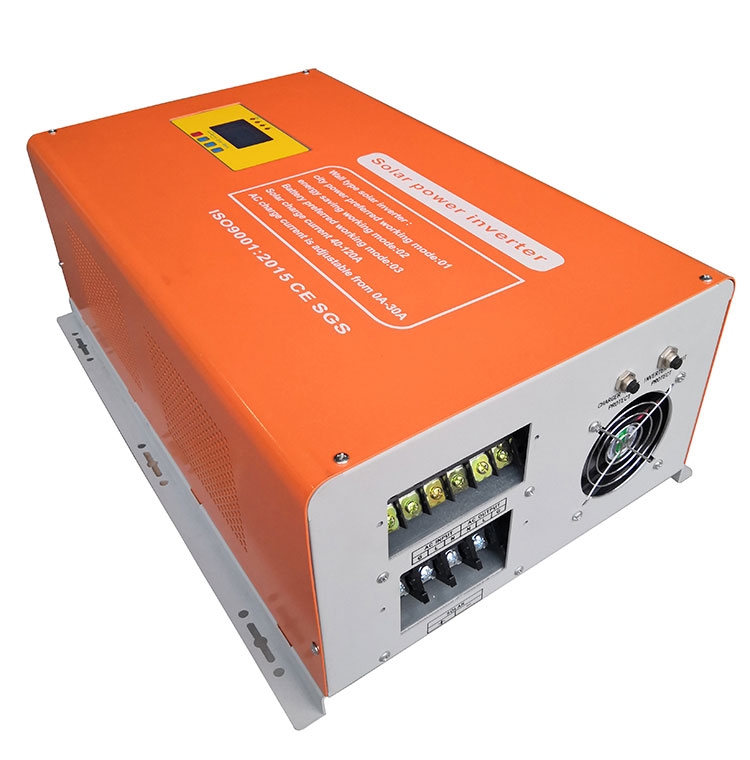 5000 Watt Solar Inverter with Built-in Controller