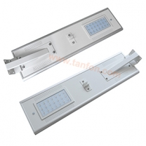 solar powered street lights 20W led lamp system for outdoor