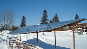Why does neighbor residential solar panels generate more electricity than mine?