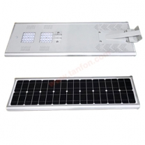 solar street light lithium battery all in one design