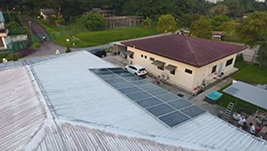 Tanfon solar power system for home in Singapore