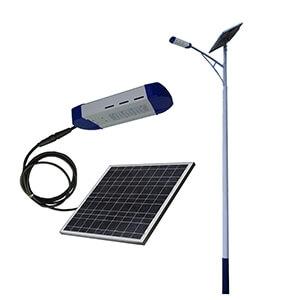 solar street lighting system 60w solar powered led light price list