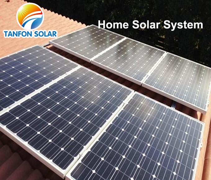 Tanfon photovoltaic power generation system