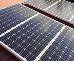 Does a photovoltaic power generation system generate radiation?