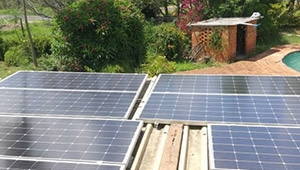 How to install 3kw solar power system in Zimbabwe