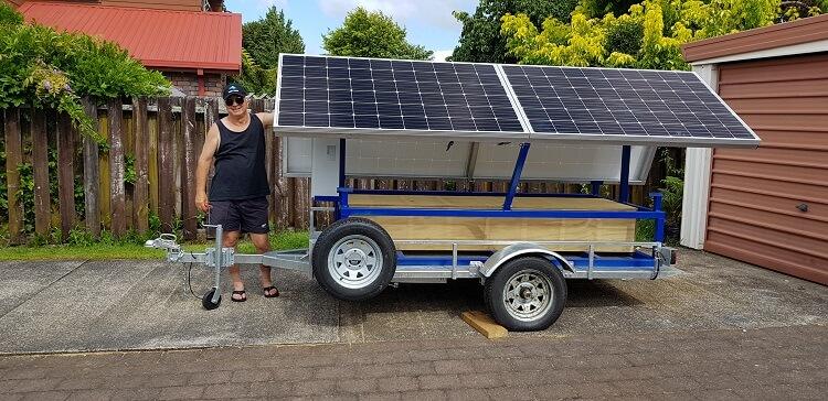 solar mobile system