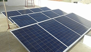 Tanfon 5kw off grid home solar energy system in Nigeria