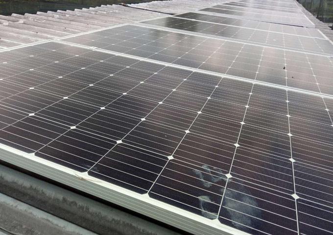 Tanfon 5kW solar system in Singapore