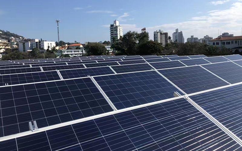 solar panel power generation