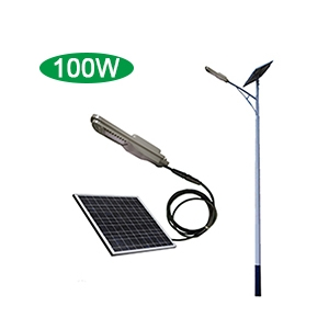 Tanfon C-SLS serise lithium ion 100w solar street light