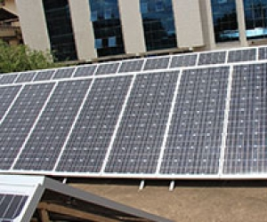 South Africa customer purchase Tanfon off grid solar panel system for farm use