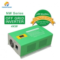 Off grid pure sine wave 4kw solar inverter