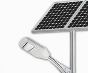 Why is the solar street lamp used more and more widely?