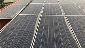 Tanfon off-grid 8KW solar system in Vietnam