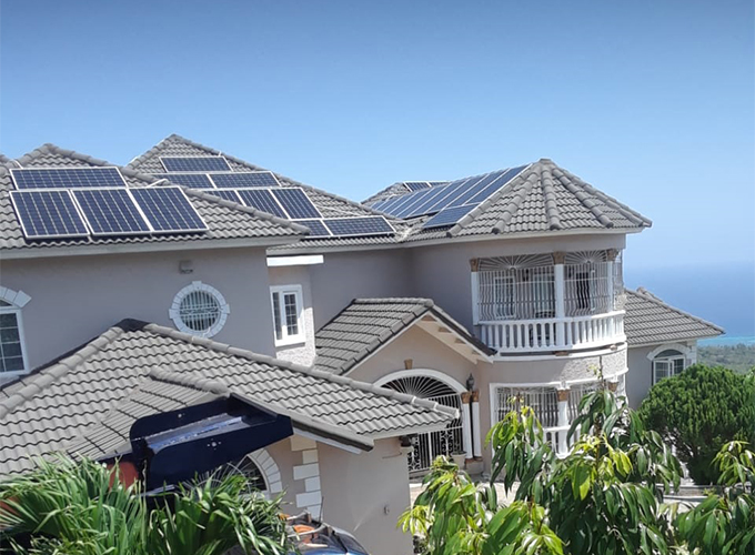 solar power energy system