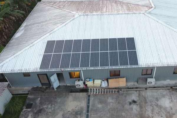 6kw solar