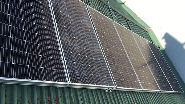 When the customer sent us an inquiry of the grid-tie solar system, he had a basic understanding of the type and difference of the solar system. so according to his own needs, he asked the 3kw grid-tie solar system