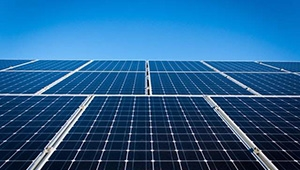 The growth of the photovoltaic industry