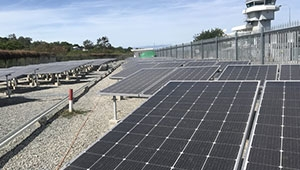 How to ensure your solar power station not be affected by the weather?