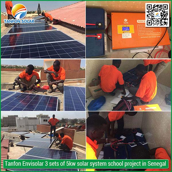 Off grid SOLAR SYSTEM complete solution