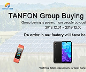 TANFON Group Buying Promotion