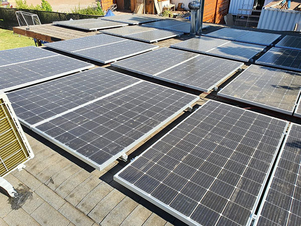 Tanfon 10kw off grid solar system kit in Chile