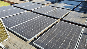 Why chile customer choose Tanfon solar system?