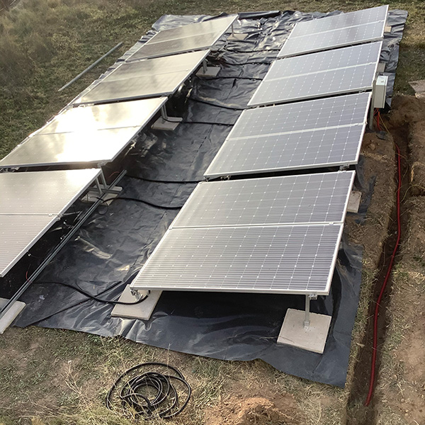 5KW house Photovoltaic System