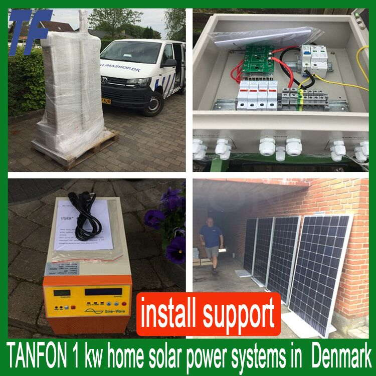1kw solar home system