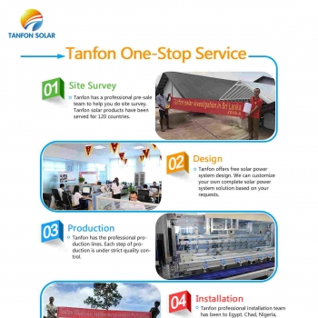 tanfon one-stop service