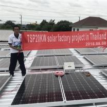 Home solar power sysrtem manufacturer 5kw Botswana solar kit