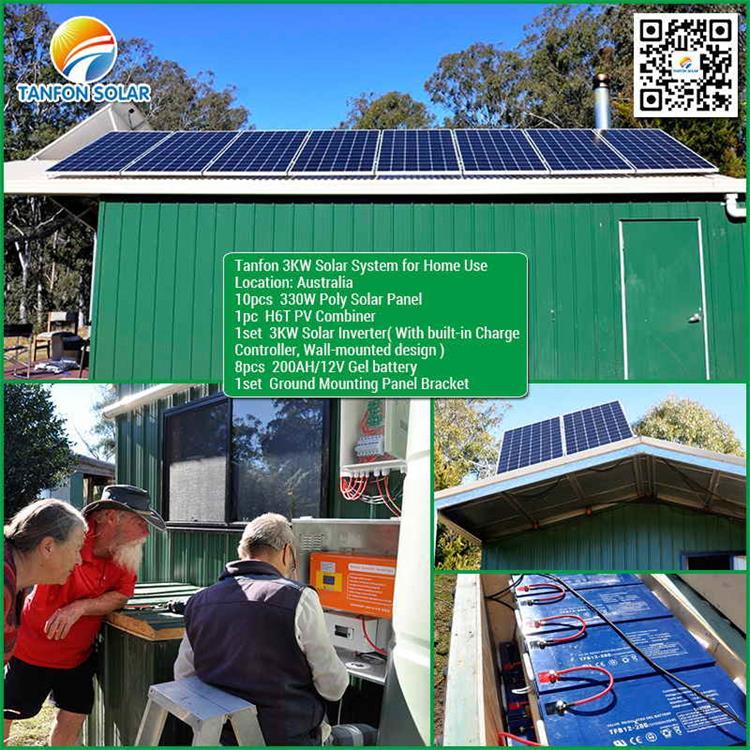 3kw solar generator