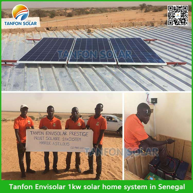 1kw solar energy system