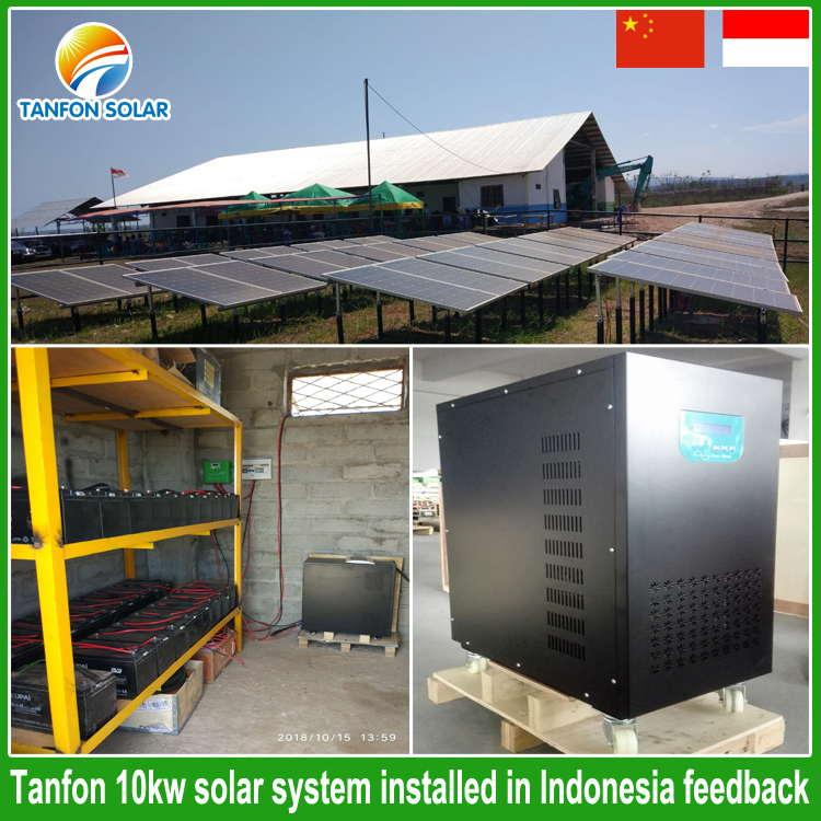 10kw three phase solar energy system